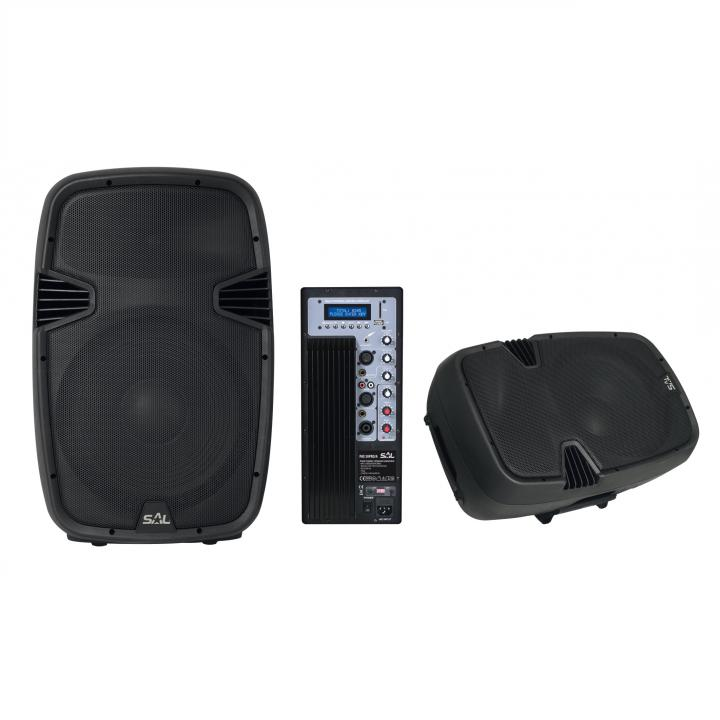 Aktív zenekari hangdoboz (300 W)