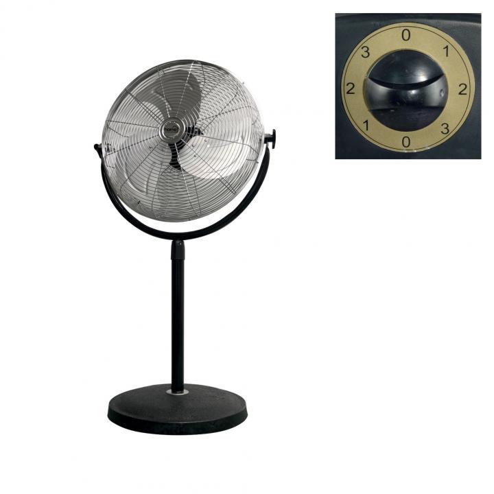 Álló fém ventilátor