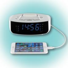 LTCR 03 - Digitális LED ébresztőóra rádióval és lámpával 852e6190ee