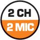 2 CH 2 MIC