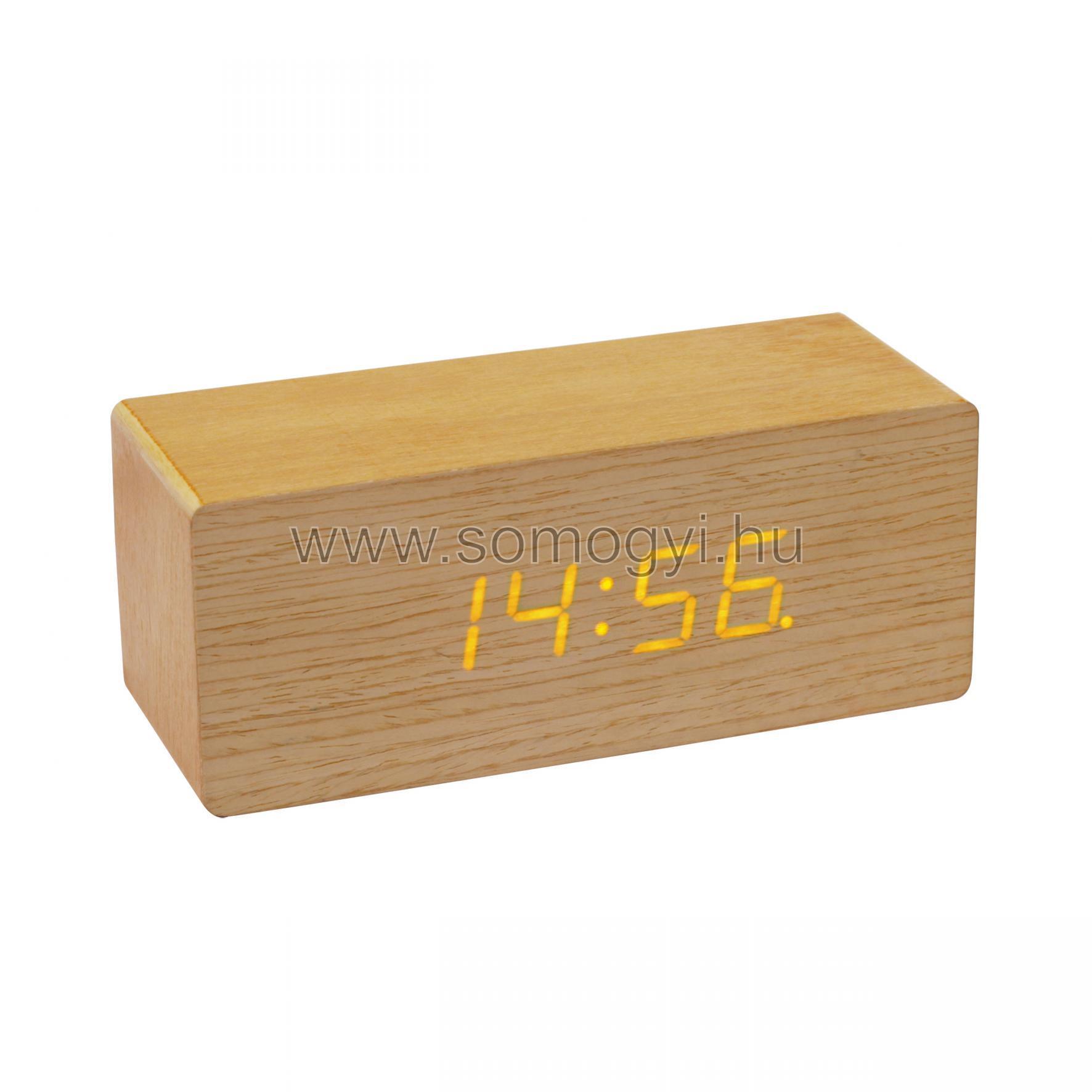 Digitális ébresztőóra 995511dd33