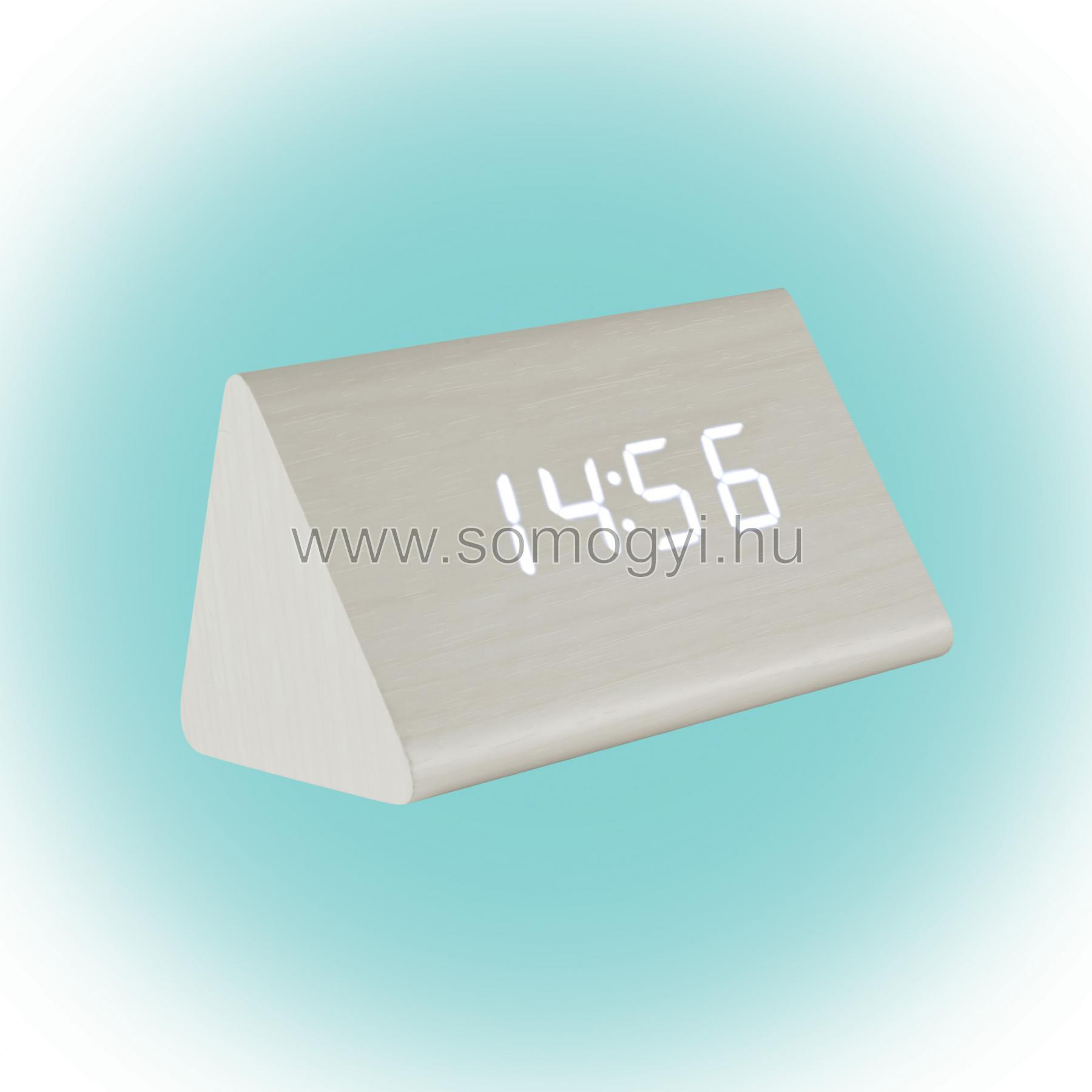 Digitális LED ébresztőóra OC 03  4bd112e8d5